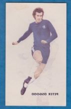 Chelsea Peter Osgood England (TRS)